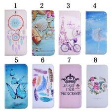Fundas y carcasas brillantes Para iPhone 5 de piel sintética para teléfonos móviles y PDAs