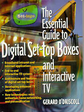 NEW The Essential Guide to Digital Set-Top Boxes and Interactive TV