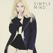 Kim Ye-Lim - Simple Mind (3rd Mini Album) [New CD] Asia - Import
