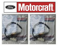 SET OF 2PC MOTORCRAFT LOWER O2 SENSOR LEFT/RIGHT DY1034 REPLACED BY DY1401 NEW