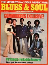 Blues & Soul Magazine Issue 266 1978    Parliament   Funkadelic   George Clinton