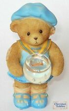 CHERISHED TEDDIES 2007 FIGURINE, BRITTANY, GOLDFISH BOWL, 4007739, NIB