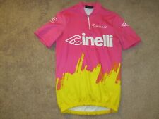 Cinelli Cycling Bike Bicycle Jersey-Adult SZ. 2