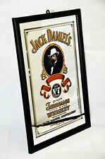 """Jack Daniels Werbespiegel, Spiegel, Barspiegel """"Mr. Jack Daniels"""""""