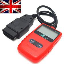 Lector De Código De Fallas de Ford Motor Herramienta de restablecimiento de escáner de diagnóstico OBD 2 CANBUS EOBD UK