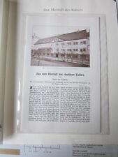 Berlin Archiv Edition 1132 E  Aus dem Marstall des Kaisers1902 Fedor v Zobelitz