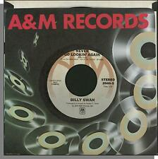 "Billy Swan - Never Go Lookin' Again + Hello! Remember Me - 7"" 45 RPM Single!"