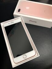 NEW Apple iPhone 7 Plus - 128GB - Rose Gold - FACTORY WORLDWIDE UNLOCKED X