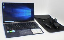 "ASUS UX333FA-AB77 ZenBook 13.3"" Core i7-8565U 16GB 512GB SSD Laptop - Royal Blue"