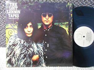 John Lennon m- LP The Lost Lennon Tapes Volume Five 5