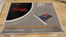 Rosewill RC-200 ATA-133 2-Port PCI Adaptor with RAID
