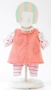 Madame Alexander Heart Jumper Baby Doll Outfit Fits 12 - 14 inch Doll NRFB