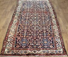 OLD WOOL HAND MADE PERSIAN ORIENTAL FLORAL RUNNER AREA RUG CARPET 290X104 CM