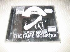 LADY GAGA - THE FAME MONSTER (2 CD EDITION) (2009) CD ALBUM