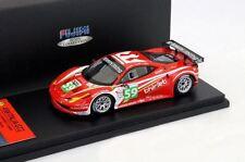 Ferrari 458 Italia GT2 - Luxury - Ortelli/Mako/Melo - Le Mans 2011 #59 - Fujimi