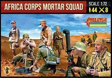 Strelets 1/72 Africa Korps Mortar Squad # 280