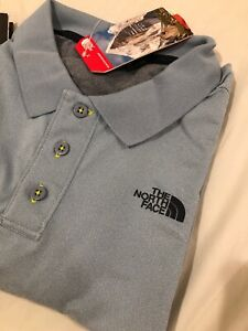 BNWT The North Face Polo Shirt Top - Authentic & Brand New L