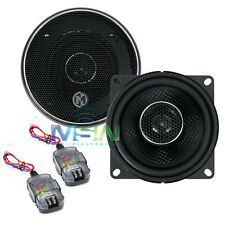 "NEW MEMPHIS AUDIO 15-MCX42 4"" 2-WAY M-CLASS CAR STEREO COAXIAL SPEAKERS 15MCX42"