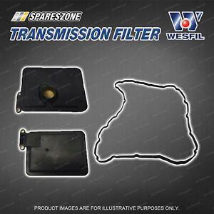 Wesfil Transmission Filter for Kia Optima Pro_Cee'D Sorento Soul Sportage