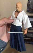 """1/12 Scale Male Soldier Clothes Samurai Suit Underwear&Pants&Belt F 6"""" Body"""