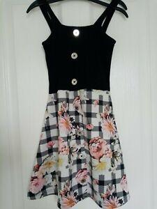 Girls Firetrap Dress Age 9-10 Years