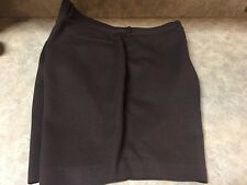 VINTAGE MEN'S 42 BROWN Regular Fit Sears Active Wear walk shorts tennis NWOT