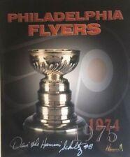 Philadelphia Flyers Dave The Hammer Schultz