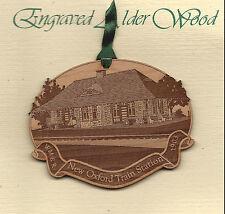 Western Maryland Railroad Ornament- New Oxford Train Station