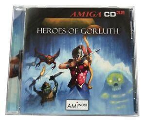 Heroes of Gorluth Amiga CD32 Amiga CD Game New from Amiga Kit Amiga Store 12653
