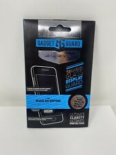 Gadget Guard Glass Screen Protector for iPhone XS Max 11, Pro Max, Black Ice Ed