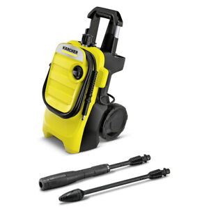 Karcher K4 Compact Pressure Washer + 1 Year Extra Warranty from Karcher Center