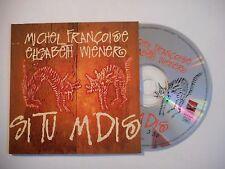 MICHEL FRANCOISE / ELISABETH WIENER : SI TU M'DIS ♦ CD SINGLE PORT GRATUIT ♦
