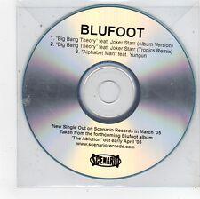 (FU241) Blufoot, Big Bang Theory ft Joker Starr - 2005 DJ CD