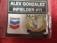 Florida Marlins 1999 Alex Gonzalez Give Away Pin MLB