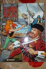 BD barbe rouge n°28 la flibustiere du sans pitié EO 1994 TBE ollivier gaty