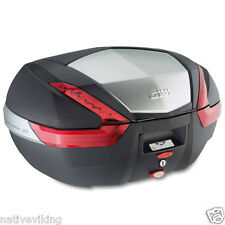 GIVI V47N Monokey TOP BOX including 162FZ monorack arms and M5 PLATE KIT new