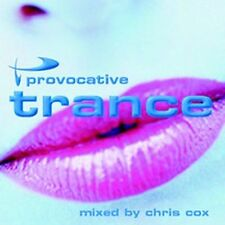 Audio CD: Provocative Trance: Mixed By Chris Cox, Cox, Chris. Acceptable Cond. I