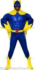 Official Limited Edition Deluxe Eva Chest Banana Man Fancy Dress Hero Costume UK