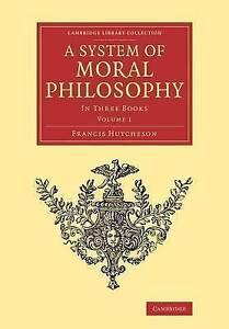 A System Moral Philosophy 1 Volume Set System Moral Philosophy Th… 9781108060288