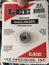 Lee NoR3 Shell Holder