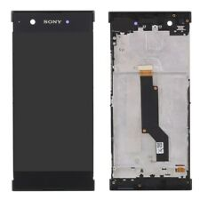 LCD Screen and Digitizer Assembly with Frame for Sony Xperia XA1