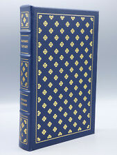"Easton Press ""Madame Bovary"" by Gustave Flaubert Leather Collector's Edition"