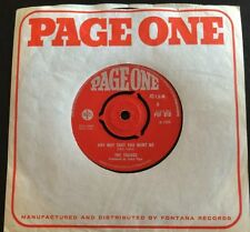 """THE TROGGS Any Way That You Want Me 7"""" UK Vinyl Single 1966 VG"""