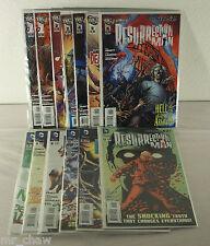 Resurrection Man #1-12 + 2nd Print Volume 2 DC Comics 2011 New 52