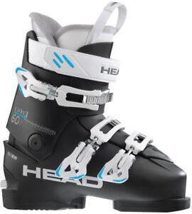 Head Cube 3 60 X W Skischuh Damen Comfort Innenschuh black Schuh Ski NEU S-N