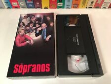 "The Sopranos HBO Emmy Awards Screener VHS ""For Your Consideration"" 2 Episodes"