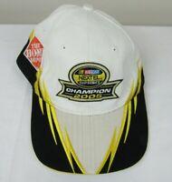 Tony Stewart NASCAR Nextel Cup Series Champion 2005 Home Depot Hat Cap White