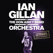 Ian Gillan with The Don Airey Band & Orchestra : Contractual Obligation #3: