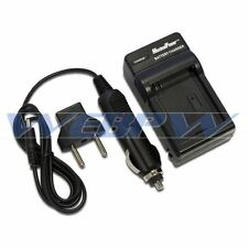 Battery Charger For NIKON EN-EL20 Camera 1 J1 1 J2 1 J3 1 S1 w/ USB PORT + CAR
