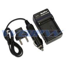 Battery Charger For NIKON EN-EL20 Camera 1 J1 1 J2 1 J3 1 S1 w/ USB PORT + CAR